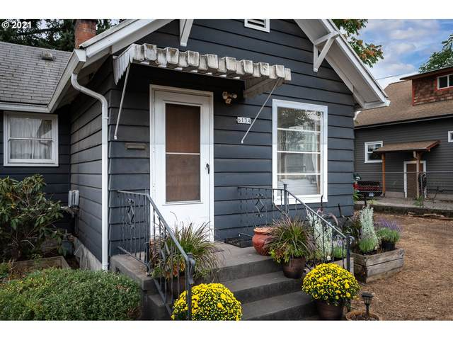 6134 NE Willow St, Portland, OR 97213 (MLS #21532308) :: Next Home Realty Connection