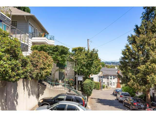 821 SW Green Ave #5, Portland, OR 97205 (MLS #21532323) :: Cano Real Estate