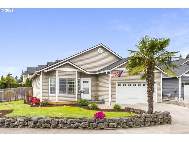 1611 N 22ND St, Washougal, WA 98671 (MLS #21532506) :: Stellar Realty Northwest