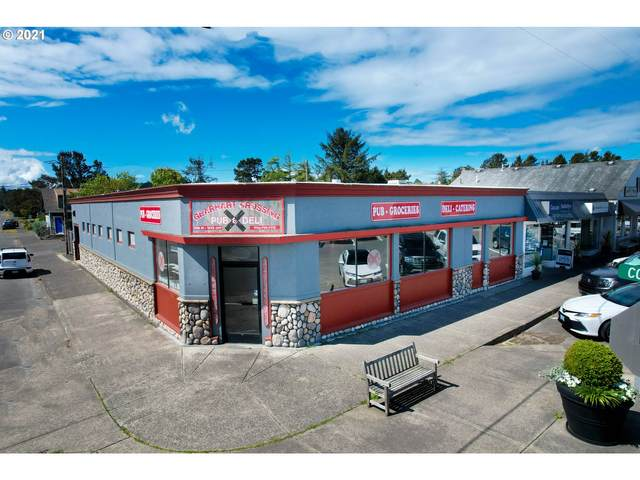 599 Pacific Way, Gearhart, OR 97138 (MLS #21532596) :: McKillion Real Estate Group