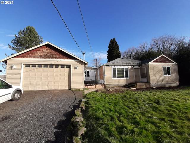 150 SE Linden Ave, Gresham, OR 97080 (MLS #21532770) :: Fox Real Estate Group