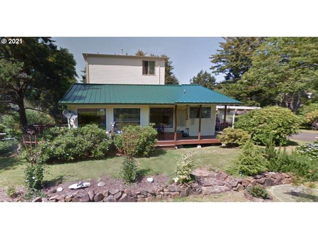 3415 NW Oar Ave, Lincoln City, OR 97367 (MLS #21533139) :: Change Realty