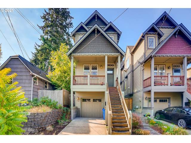 940 NE Emerson St, Portland, OR 97211 (MLS #21533141) :: Premiere Property Group LLC