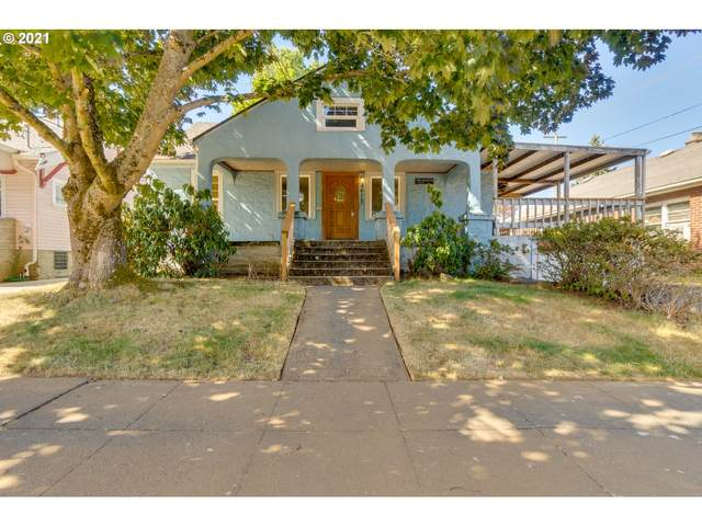 4415 NE 23RD Ave, Portland, OR 97211 (MLS #21533291) :: Townsend Jarvis Group Real Estate