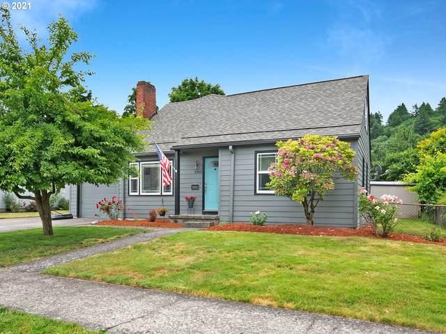 3340 NE 87TH Pl, Portland, OR 97220 (MLS #21533334) :: The Haas Real Estate Team