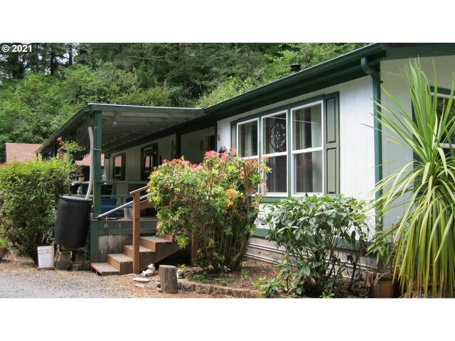 92268 Rainbow Ln, Coquille, OR 97423 (MLS #21533578) :: Duncan Real Estate Group