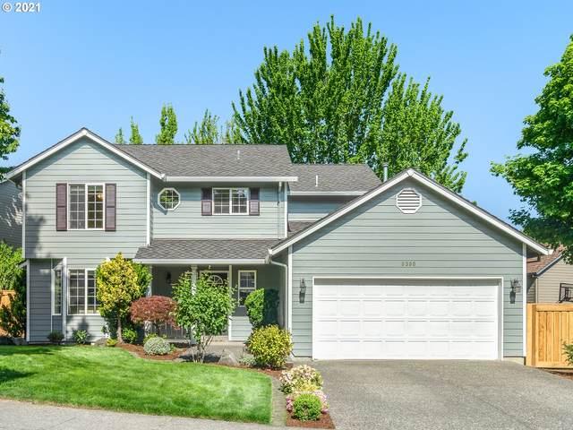 9390 SW 151ST Ave, Beaverton, OR 97007 (MLS #21533818) :: Premiere Property Group LLC