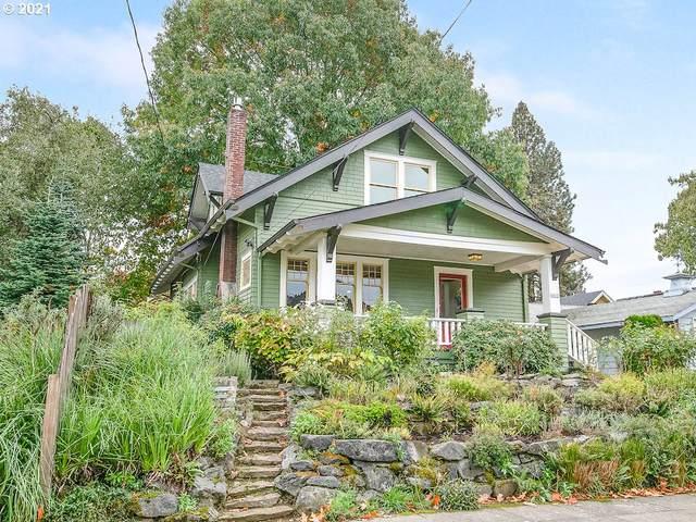 1612 N Watts St, Portland, OR 97217 (MLS #21533901) :: Song Real Estate