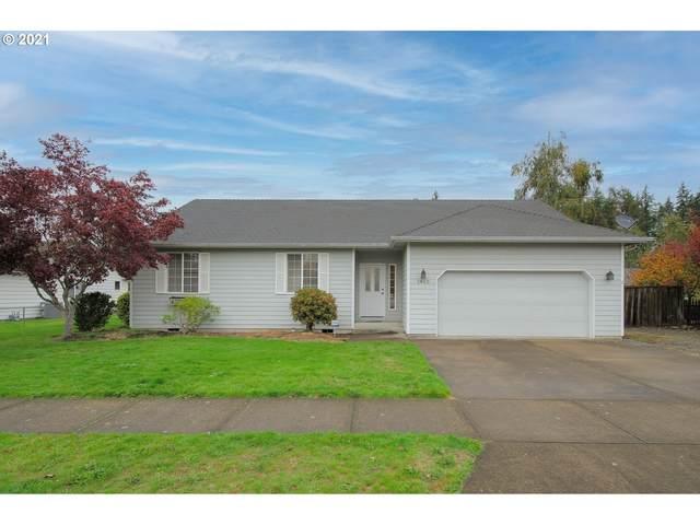 1453 E Burnett St, Stayton, OR 97383 (MLS #21533946) :: Lux Properties