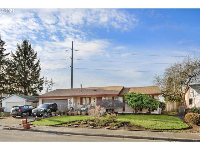 4587 NW Tumalo Ct, Portland, OR 97229 (MLS #21534043) :: Next Home Realty Connection