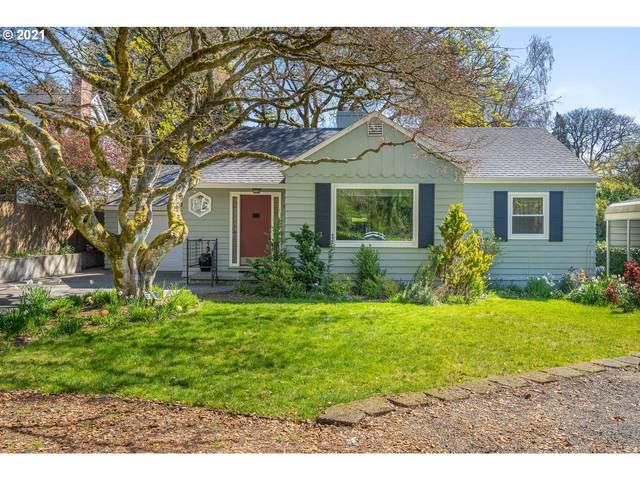 7040 SW Terwilliger Blvd, Portland, OR 97219 (MLS #21534055) :: The Haas Real Estate Team