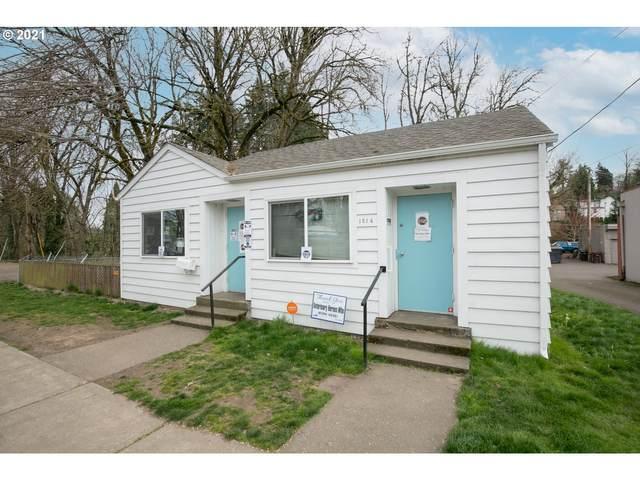 1514 Washington St, Oregon City, OR 97045 (MLS #21534131) :: Fox Real Estate Group