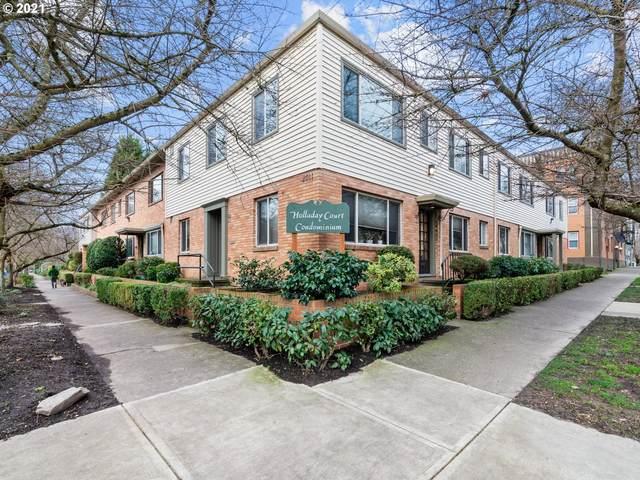 2021 NE Clackamas St #6, Portland, OR 97232 (MLS #21534300) :: Fox Real Estate Group
