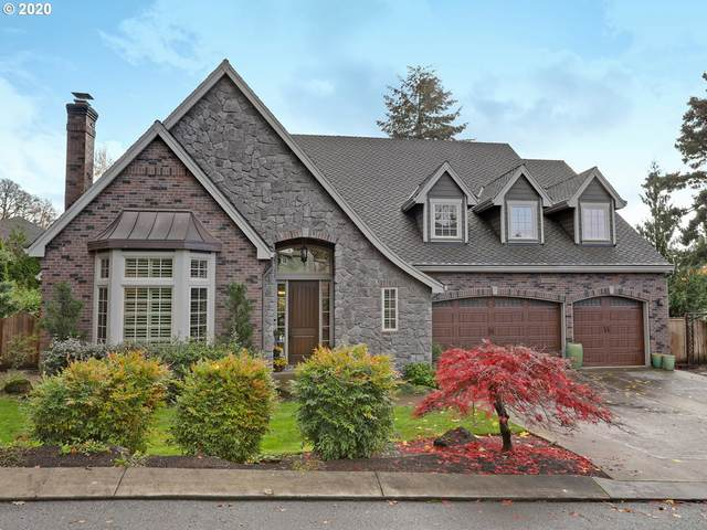 12530 SW Ray Ln, Portland, OR 97219 (MLS #21534642) :: The Liu Group