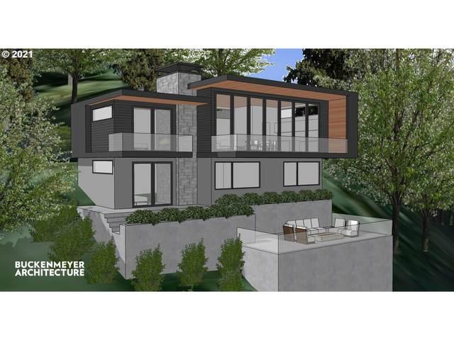 SW Rutland Ter, Portland, OR 97205 (MLS #21534829) :: Windermere Crest Realty