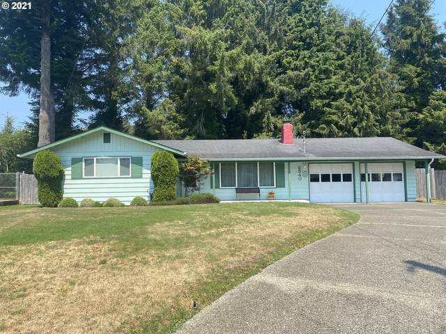 2540 Ridgeway Ct, Reedsport, OR 97467 (MLS #21535110) :: Stellar Realty Northwest