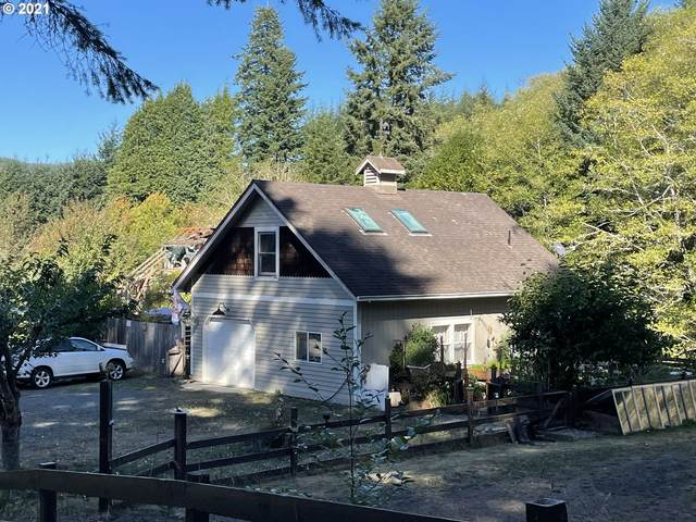94360 Willanch Ln, North Bend, OR 97459 (MLS #21535238) :: Premiere Property Group LLC