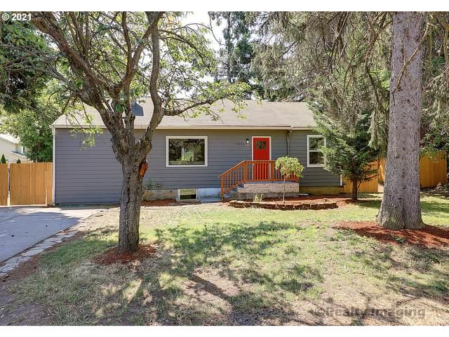 10950 SE Harold St, Portland, OR 97266 (MLS #21535353) :: Real Tour Property Group