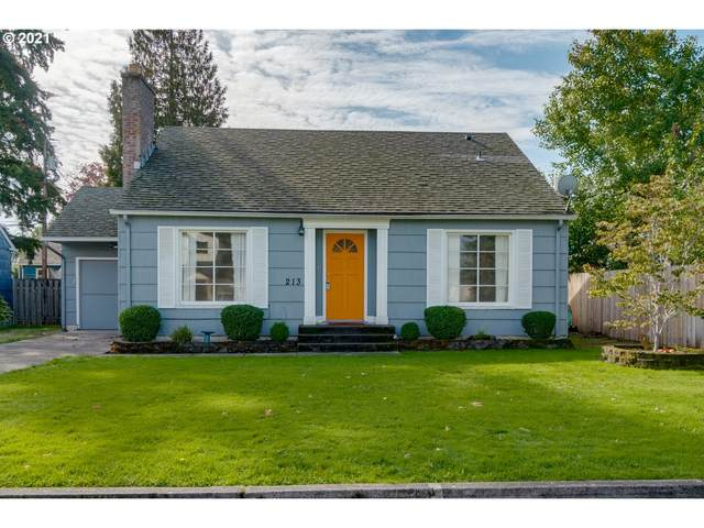 213 NW 46TH St, Vancouver, WA 98663 (MLS #21535609) :: Real Estate by Wesley