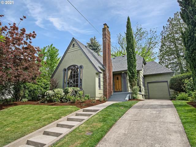 3424 NE Oregon St, Portland, OR 97232 (MLS #21535637) :: Premiere Property Group LLC