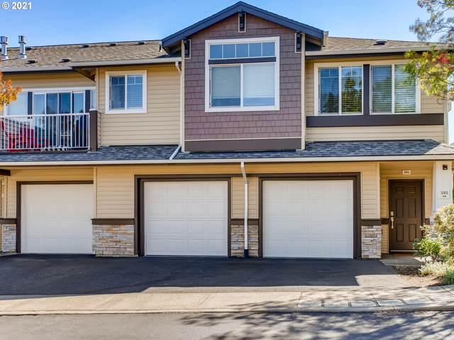 15110 SW Mallard Dr #102, Beaverton, OR 97007 (MLS #21535727) :: Oregon Digs Real Estate