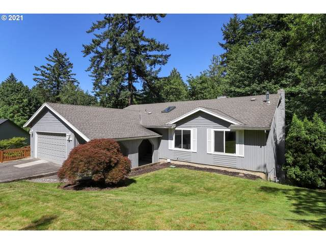 8330 SW Woods Creek Ct, Portland, OR 97219 (MLS #21535965) :: Real Tour Property Group