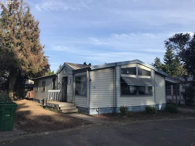 13141 SE Powell Blvd #14, Portland, OR 97236 (MLS #21536161) :: Next Home Realty Connection