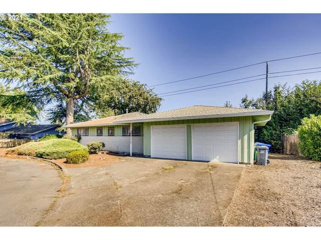 3809 NE Liberty Ter, Portland, OR 97211 (MLS #21536395) :: Real Estate by Wesley