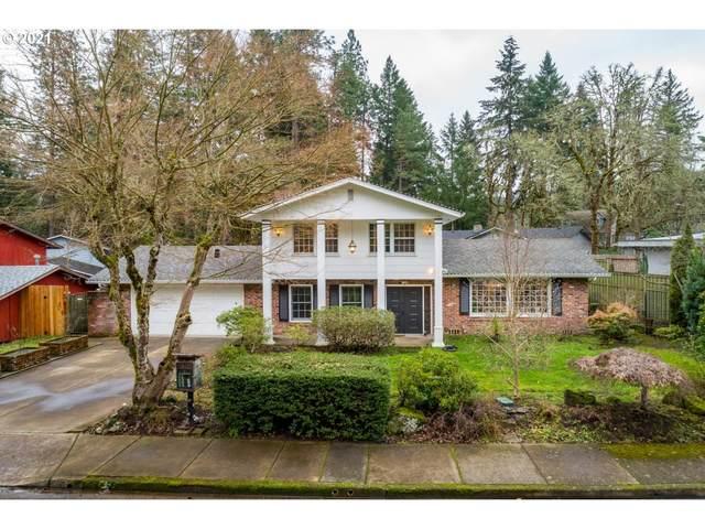 750 Foothill Dr, Eugene, OR 97405 (MLS #21536443) :: Brantley Christianson Real Estate