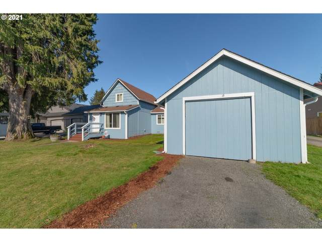 406 E Jones St, Yacolt, WA 98675 (MLS #21536513) :: Next Home Realty Connection