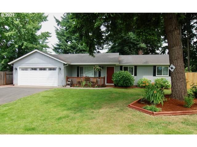 7703 NE 55TH Ave, Vancouver, WA 98661 (MLS #21536635) :: Cano Real Estate