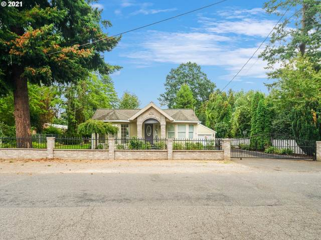 702 NE 157TH Ave, Portland, OR 97230 (MLS #21536738) :: Next Home Realty Connection