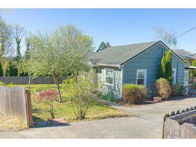 7817 SE 52ND Ave, Portland, OR 97206 (MLS #21536775) :: Song Real Estate
