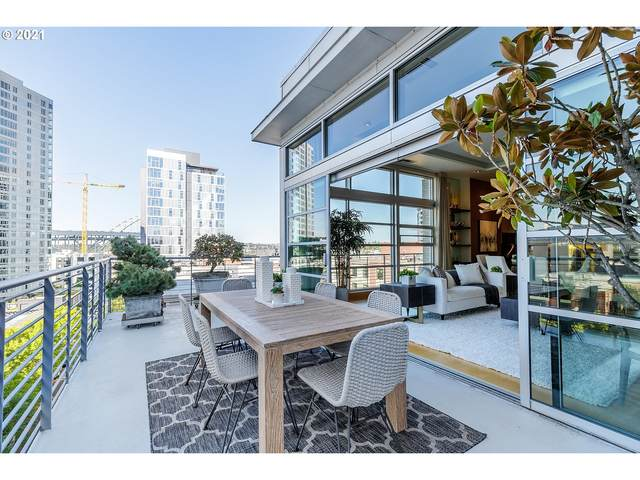 1130 NW 12TH Ave #700, Portland, OR 97209 (MLS #21536972) :: Real Tour Property Group