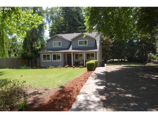 18107 SE Addie St, Milwaukie, OR 97267 (MLS #21537016) :: Lux Properties