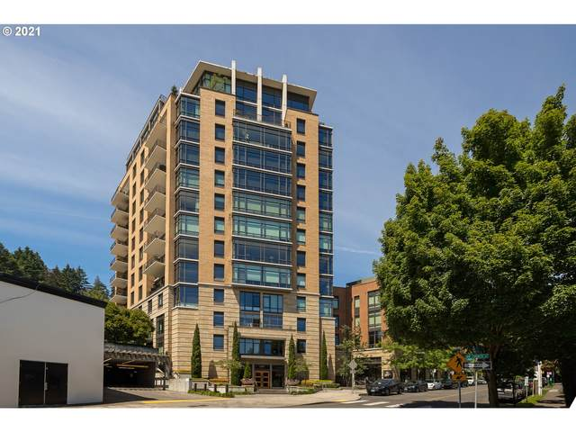 2351 NW Westover Rd #311, Portland, OR 97210 (MLS #21537257) :: Duncan Real Estate Group