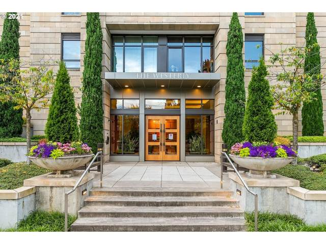 2351 NW Westover Rd NW #401, Portland, OR 97210 (MLS #21537738) :: Premiere Property Group LLC