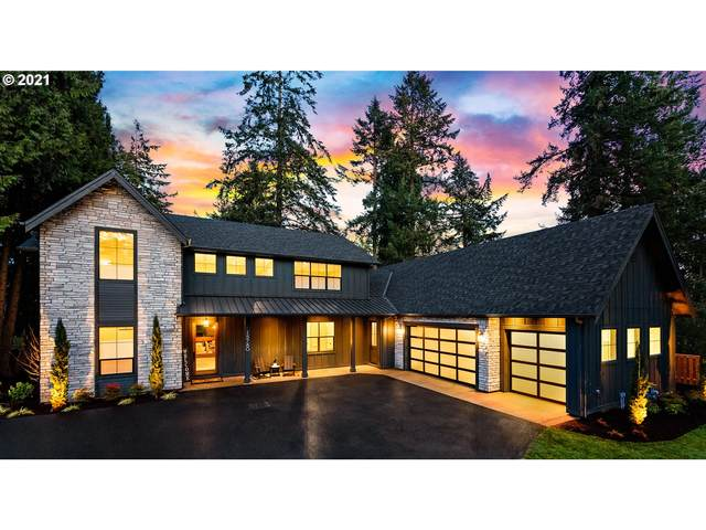 15780 Twin Fir Rd, Lake Oswego, OR 97035 (MLS #21538062) :: Townsend Jarvis Group Real Estate