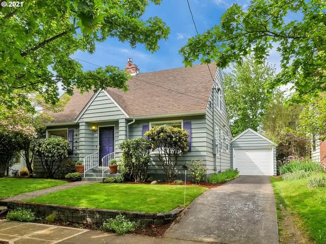 3815 NE Bryce St, Portland, OR 97212 (MLS #21538455) :: Premiere Property Group LLC