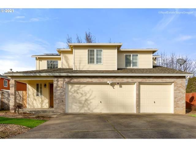864 SE Century Blvd, Hillsboro, OR 97123 (MLS #21538742) :: Fox Real Estate Group