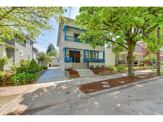 5718 S Corbett Ave, Portland, OR 97239 (MLS #21538972) :: Townsend Jarvis Group Real Estate