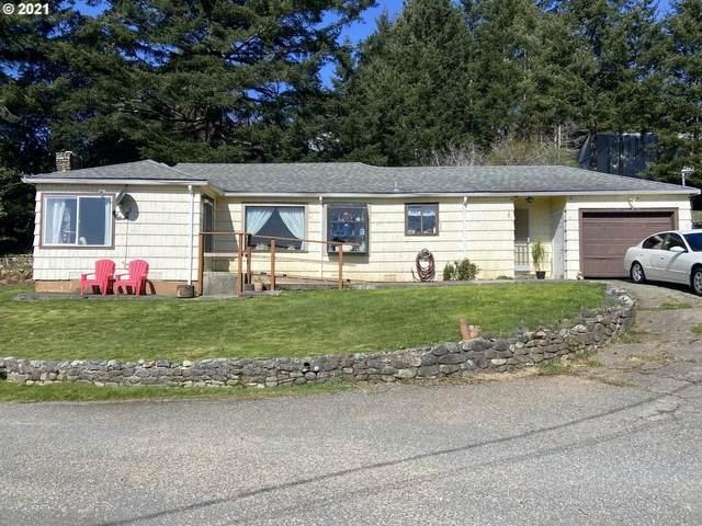 264 Marine Dr, Brookings, OR 97415 (MLS #21539252) :: Townsend Jarvis Group Real Estate