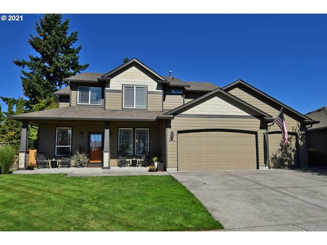 2214 NW 148TH St, Vancouver, WA 98685 (MLS #21539701) :: Next Home Realty Connection