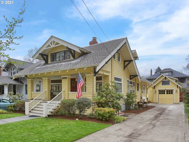 2416 NE 18TH Ave, Portland, OR 97212 (MLS #21539718) :: Song Real Estate