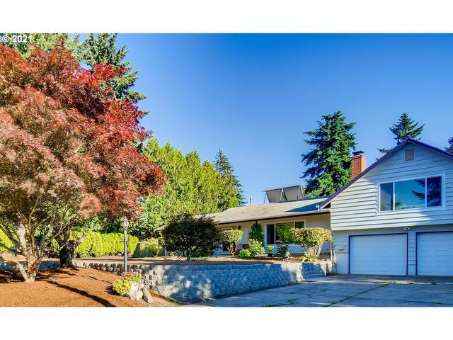 7500 SW Crestview St, Tigard, OR 97223 (MLS #21539940) :: Fox Real Estate Group