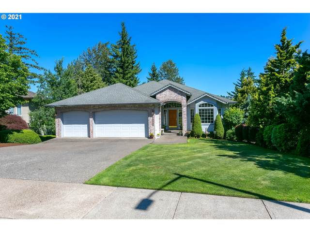 10578 SE Isaac Dr, Happy Valley, OR 97086 (MLS #21540019) :: Lux Properties