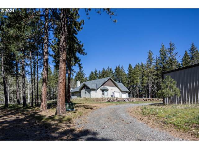 505 Fisher Hill Rd, Lyle, WA 98635 (MLS #21540081) :: Townsend Jarvis Group Real Estate