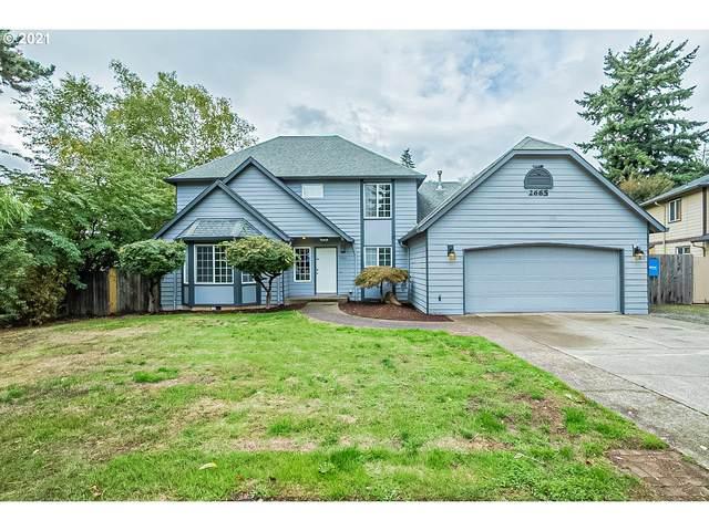 2665 NE Cleveland Ave, Gresham, OR 97030 (MLS #21540151) :: Fox Real Estate Group