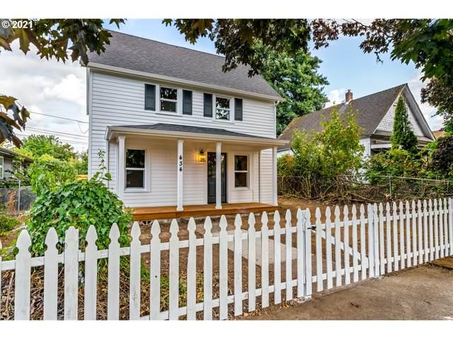 434 16TH St SE, Salem, OR 97301 (MLS #21540447) :: McKillion Real Estate Group
