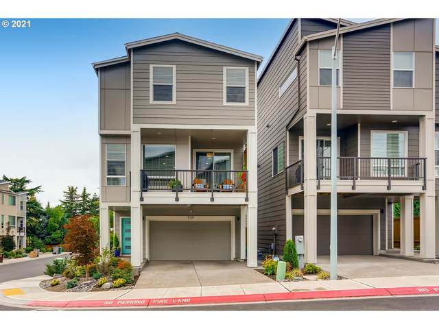 939 SW Adrian Ter, Beaverton, OR 97005 (MLS #21540556) :: Townsend Jarvis Group Real Estate